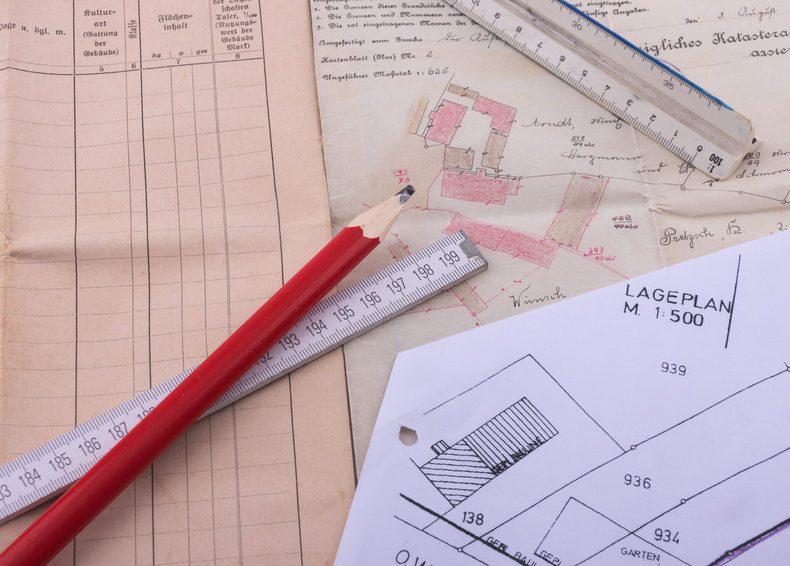 Lageplan erstellen lassen