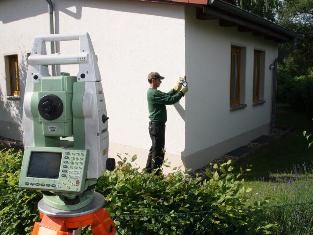 Gebäudevermessung Barsinghausen
